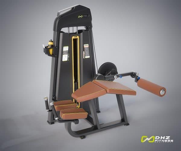 دستگاه پشت پا خوابیده بدنسازی برند DHZ سری Evost Pro مدل E-1001
