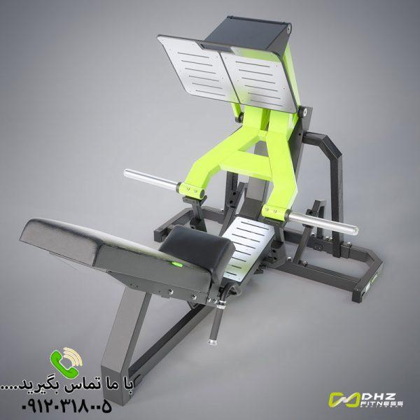 دستگاه بدنسازی DHZ سری وزن آزاد
