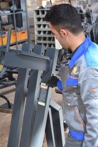 تولید دستگاه بدنسازی ایرانی