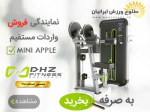 دستگاه بدنسازی مینی اپل وارداتی DHZ